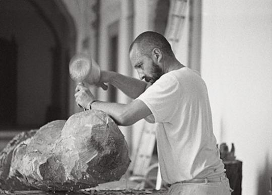 Benjamin Katz. Sammleredition »Georg Baselitz im Atelier«.