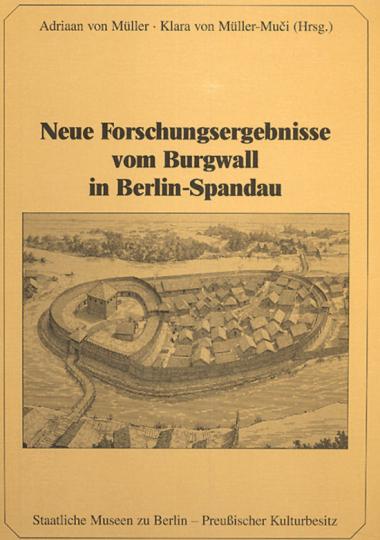 Berliner Beiträge zur Vor- und Frühgeschichte N. F. 9. Neue Forschungsergebnisse zum Burgwall in Berlin-Spandau.