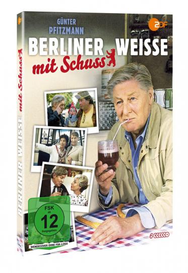 Berliner Weisse mit Schuss (Komplette Serie). 6 DVDs.