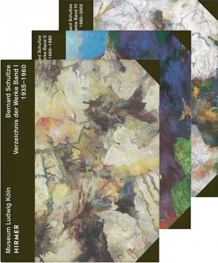 Bernard Schultze. Werkverzeichnis der Gemälde und Objekte.