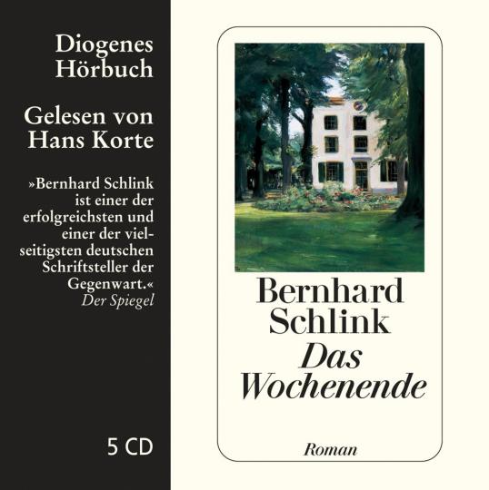 Bernhard Schlink. Das Wochenende. 5 CDs.