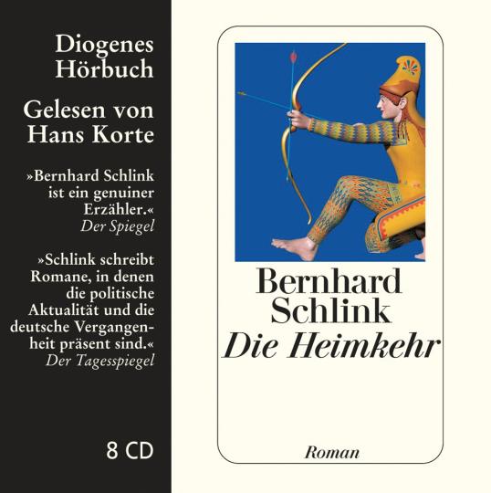 Bernhard Schlink. Die Heimkehr. 8 CDs.