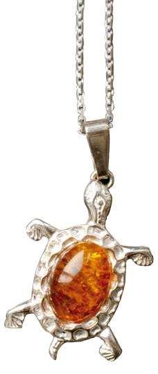 Kette »Schildkröte«.