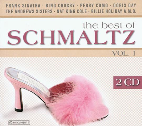 Best of Schmaltz Vol. 1. 2 CDs.