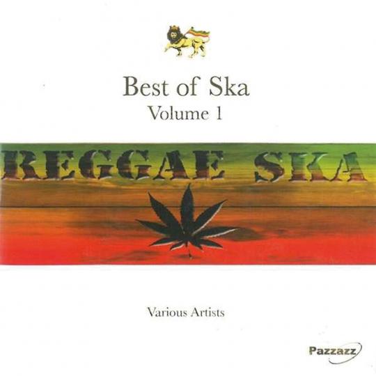 Best Of Ska-Reggae Vol. 1. CD.