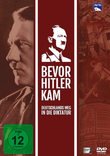 Bevor Hitler kam DVD