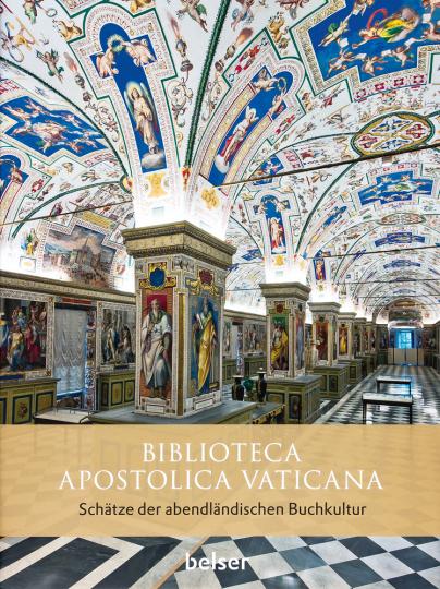 Biblioteca Apostolica Vaticana. Schätze der abendländischen Buchkultur.