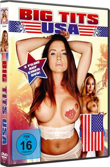 Big Tits USA. DVD.