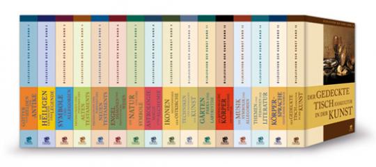 Bildlexikon der Kunst in 15 Bänden.