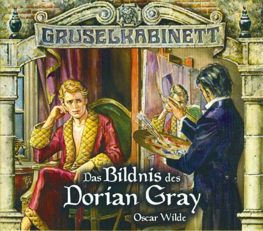 Bildnis des Dorian Grey 2 CDs