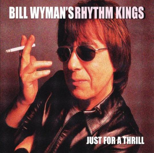 Bill Wyman. Just For A Thrill. CD.