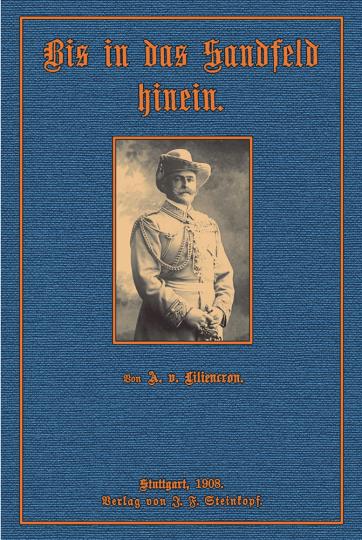 Bis in das Sandfeld hinein. Reprint des Originals von 1908