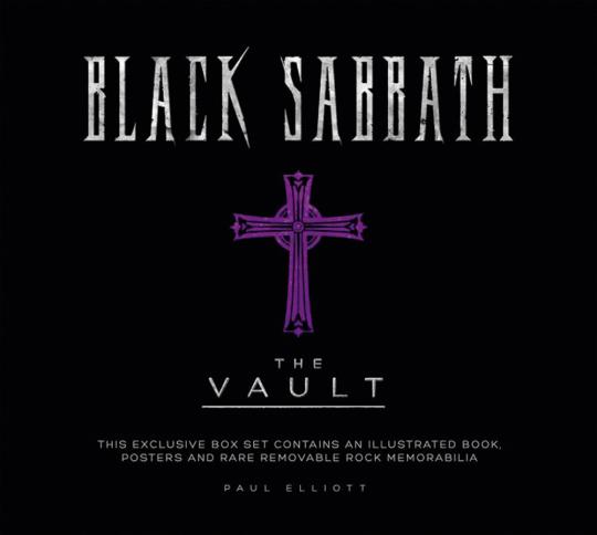 Black Sabbath. The Vault. Box-Set.