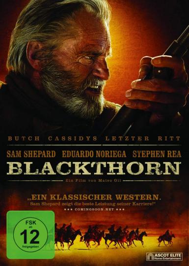 Blackthorn DVD