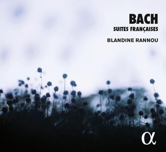 Blandine Rannou spielt Johann Sebastian Bach. Französische Suiten BWV 812-817. 2 CDs.