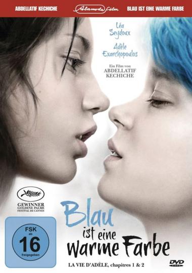 Blau ist eine warme Farbe DVD