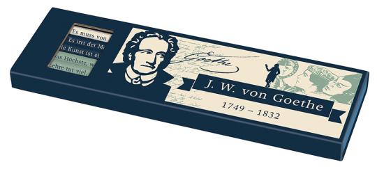 Bleistiftset Goethe.
