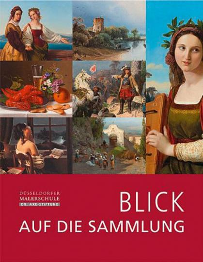Blick auf die Sammlung. Düsseldorfer Malerschule in der Dr. Axe-Stiftung.