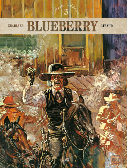 Blueberry - Collector's Edition 03.