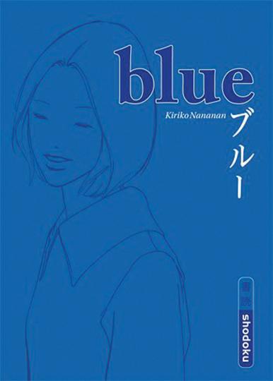 Blue. Graphic Novel.