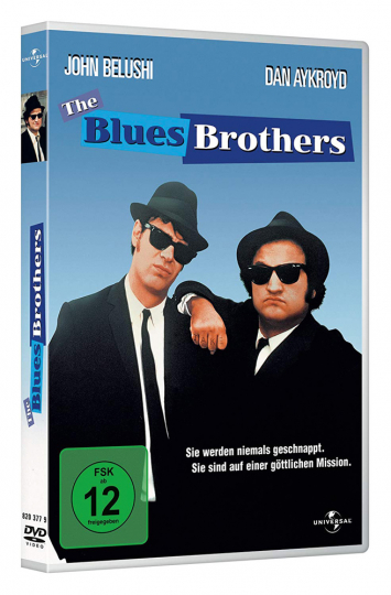 Blues Brothers (1980). DVD.