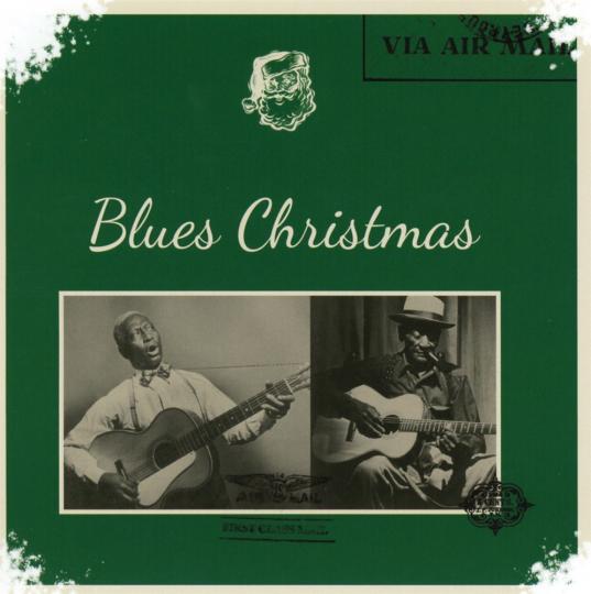 Blues Christmas. CD.
