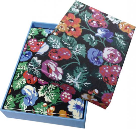 Blumengrüße. 20 Postkarten.