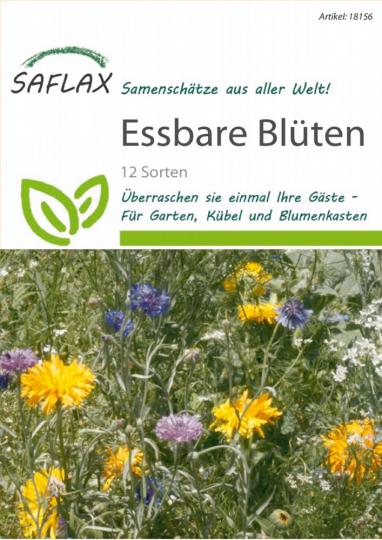 Blumenmischung »Blütensalat«.