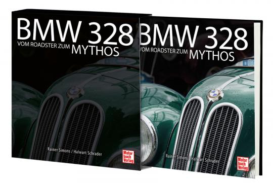 BMW 328. Vom Roadster zum Mythos. Limitierte Ausgabe.