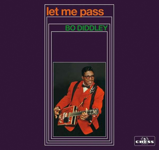 Bo Diddley. Let Me Pass. CD.
