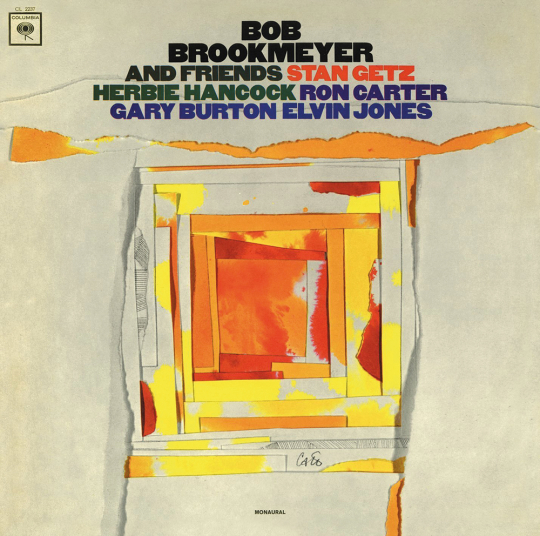 Bob Brookmeyer. Bob Brookmeyer & Friends. CD.