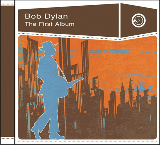Bob Dylan. The first Album. CD.