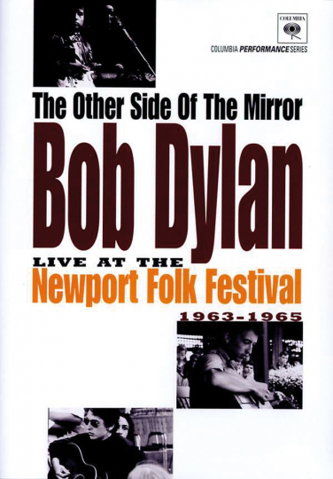 Bob Dylan. The Other Side Of The Mirror. DVD.