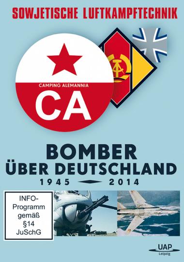 Bomber über Deutschland 1945 - 2014 DVD