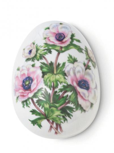 Bonbonnière mit Deckel »Anemone«.