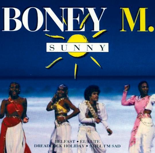 Boney M. - Sunny CD