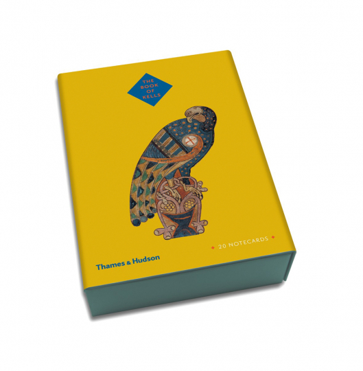 Book of Kells Grußkarten.