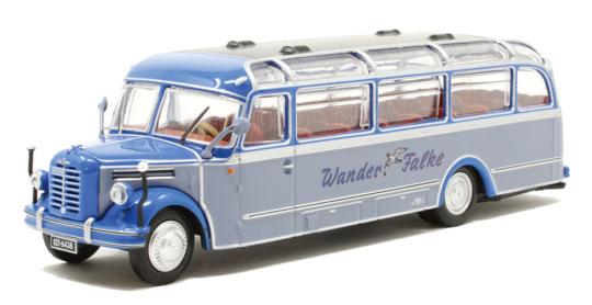 Borgward BO 4000 - Modell 1:72