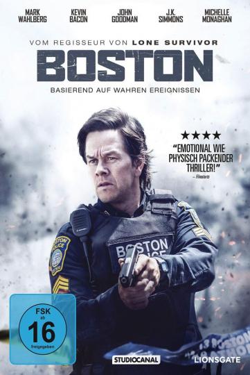 Boston. DVD.