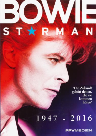 Bowie Starman.