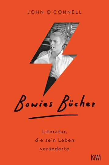 Bowies Bücher. Literatur, die sein Leben veränderte.