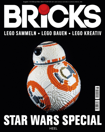 Bricks. Star Wars Special. Lego sammeln, Lego bauen, Lego kreativ.