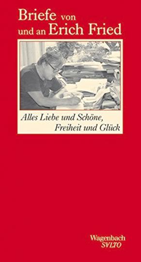 Briefe von und an Erich Fried
