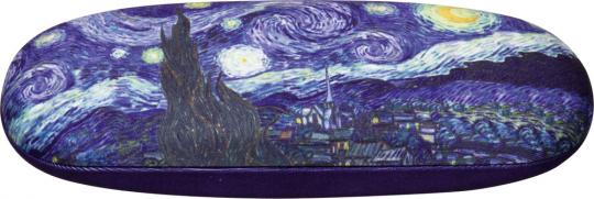 Brillenetui Vincent van Gogh »Sternennacht«.