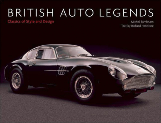 Britische Auto-Legenden.