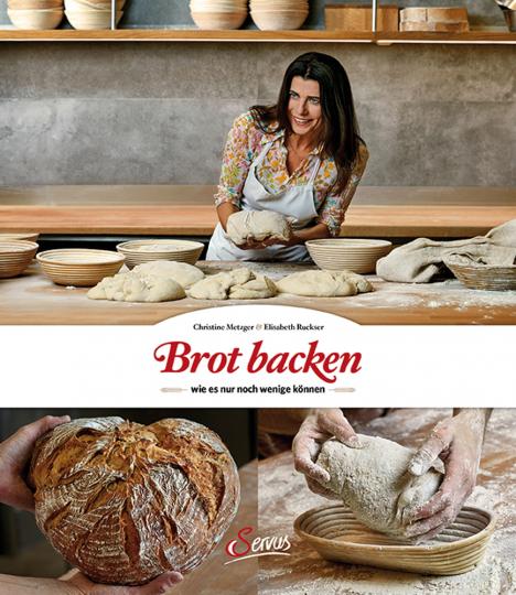 Brot backen, wie es nur noch wenige können.