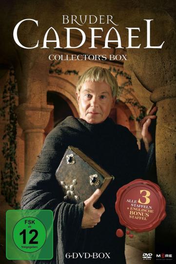 Bruder Cadfael 6 DVDs