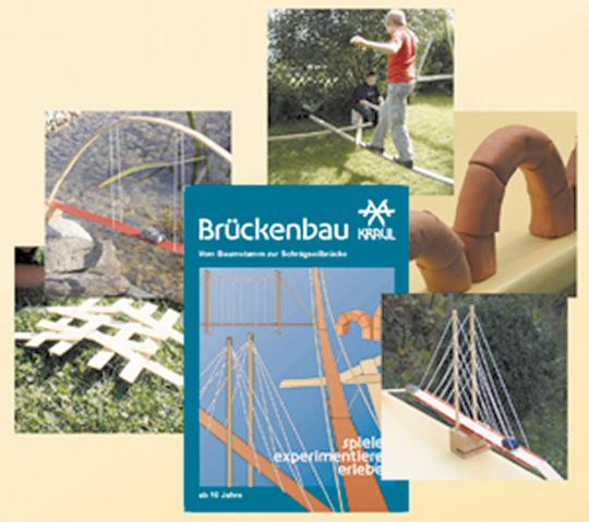 Brückenbau - Vom Baumstamm zur Schrägseilbrücke