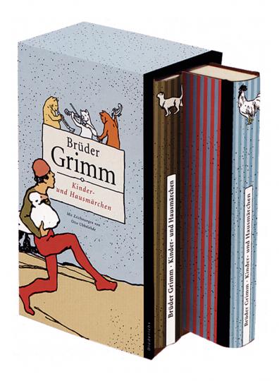 Brüder Grimm - Kinder- und Hausmärchen (2 Bände)