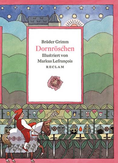 Brüder Grimm. Dornröschen.